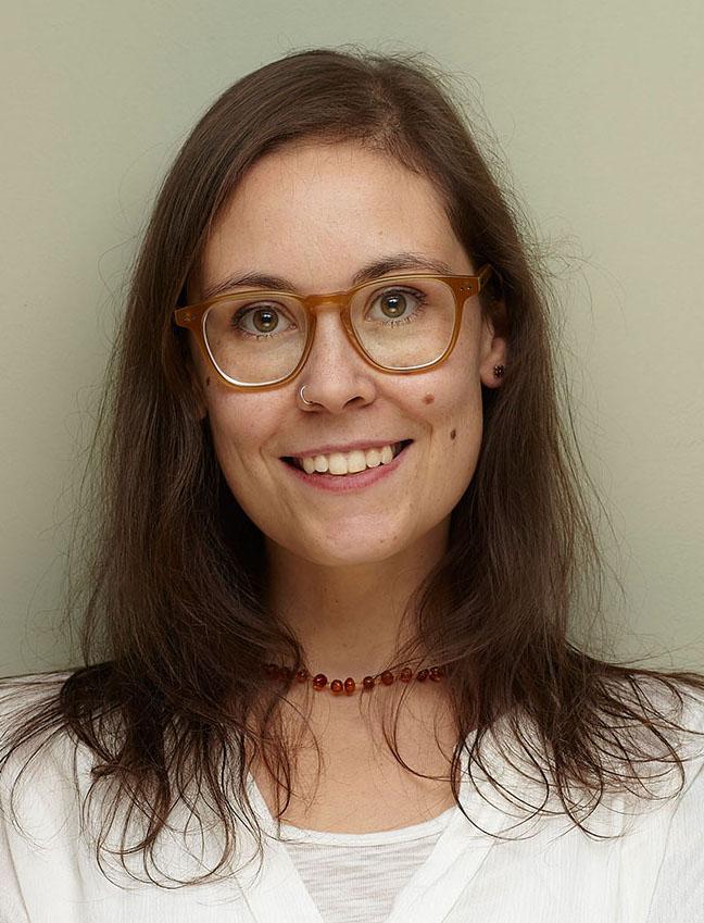 Portrait Gesundheitscoach Sophia Kröhner