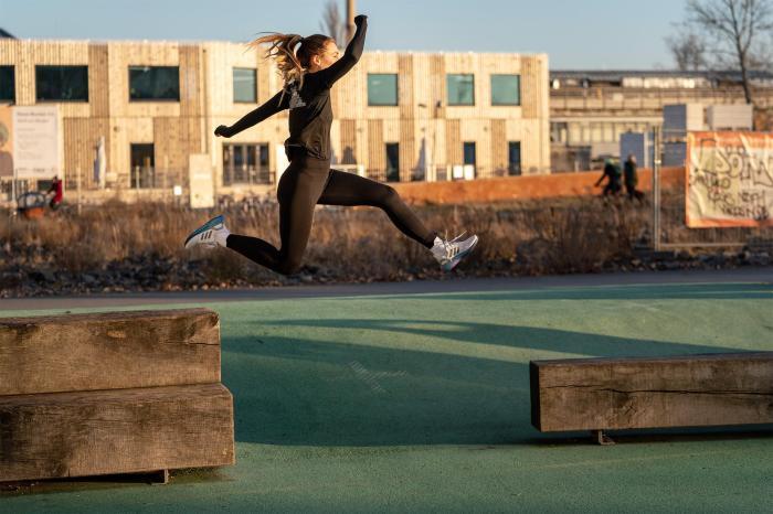image: Insa beim Training