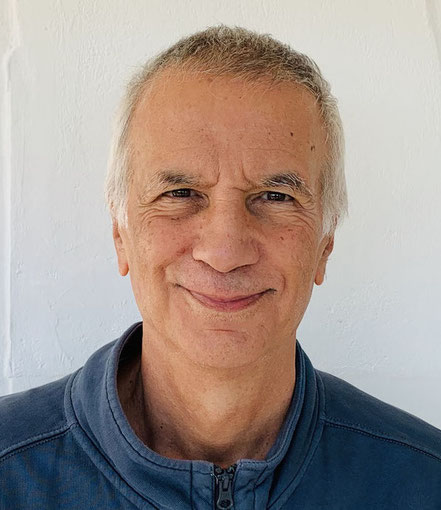 Portraitfoto vom Gesundheitscoach Dr. Stefan Bogdanov